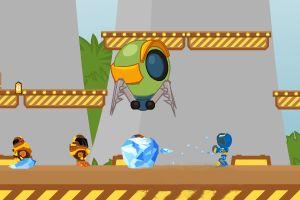 《白冰战士》游戏画面1
