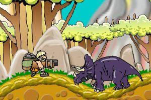 《野人冒险》游戏画面1