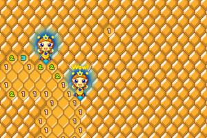 蜜蜂筑巢2