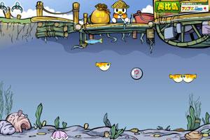 《奥比捕鱼》游戏画面1