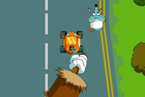 《四驱车杀手》游戏画面1
