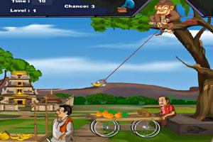 《猴子矿工》游戏画面1