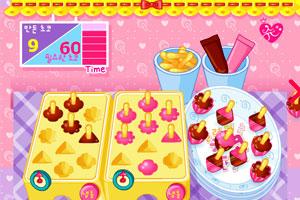 《阿Sue做巧克力》游戏画面1