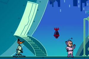 《太空英雄鸭》游戏画面1