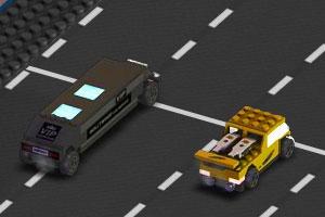 3D乐高四驱车