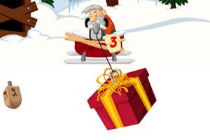 《黄金矿工圣诞版》游戏画面1