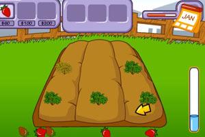 《经营农场蔬果花园》游戏画面1