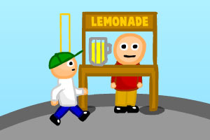 《柠檬汁小摊》截图1
