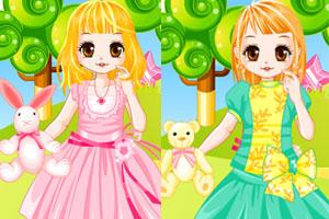 《小可爱的后花园》游戏画面1