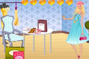《美女网上购物》游戏画面1