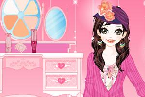 《我的梳妆台》游戏画面1