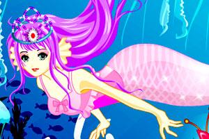 《性感人鱼女王》游戏画面1