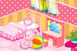 《可爱儿童房间》游戏画面1