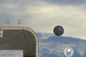 《辊谝铁球》游戏画面1