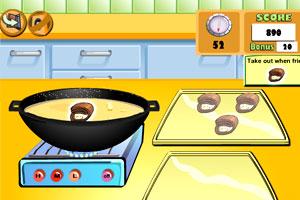 《厨师长烹饪表单15》截图1