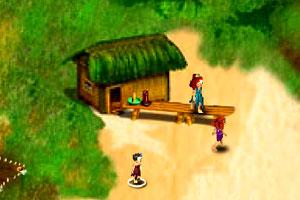 虚拟漂流村庄
