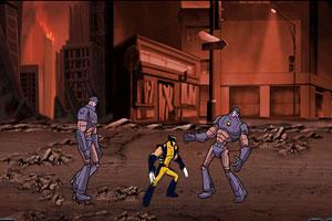 《金刚狼之X战警》截图1