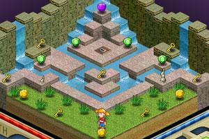 《仙境探险》游戏画面1