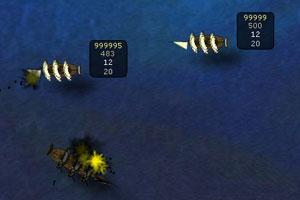 海上战争修改版