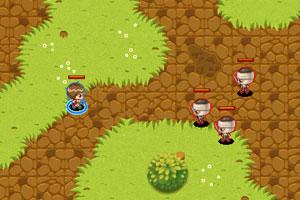 《卡哇伊勇士》游戏画面1