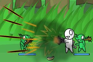 《DNF1.8》游戏画面1