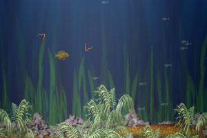 《大鱼吃小鱼精致版》游戏画面1