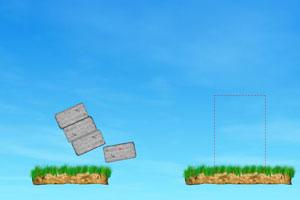 《石塔平衡》游戏画面1