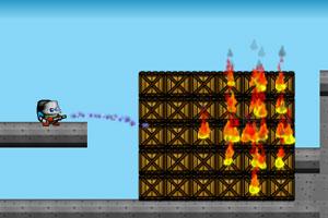《神勇消防队员》游戏画面1