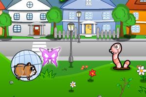 《滚动仓鼠》游戏画面1