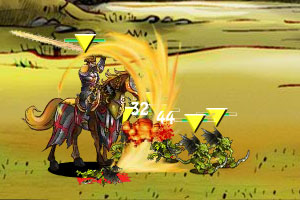 《史诗战争4》游戏画面1