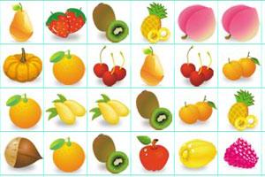 《卡通水果连连看》截图1