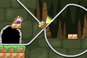 《宝石过山车》游戏画面1