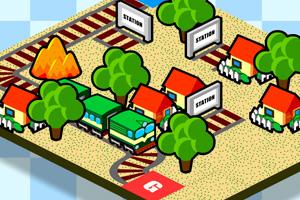 《GOGO小火车》游戏画面1