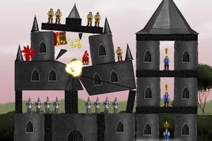 《摧毁中世纪城堡修改版》截图1