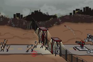 《超级防御门》游戏画面1