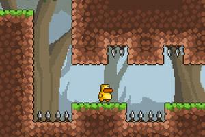 《反重力小鸭变态版》游戏画面1