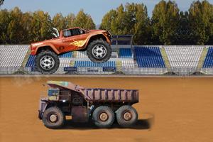《四驱车终极跳跃》游戏画面1