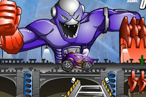 《机械怪大战火箭车》游戏画面1