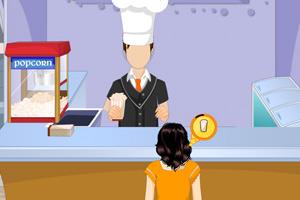 《经营冰淇淋店》游戏画面1
