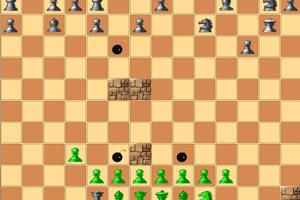 《战斗版国际象棋》游戏画面1