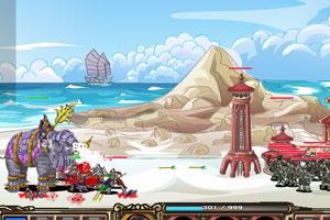 《三国王朝》游戏画面1
