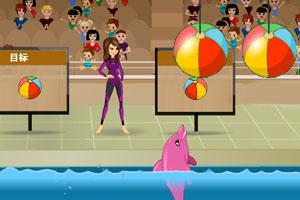 《魅力海豚展》游戏画面1