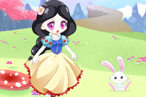 《美丽的童话公主》游戏画面1