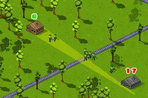 《战争前线》游戏画面1