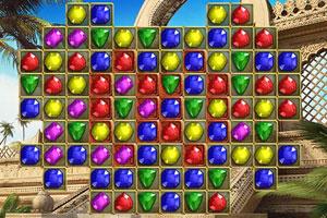 《古代珠宝对对碰2波斯之谜》游戏画面1
