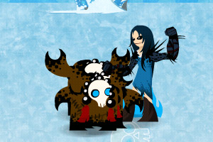 《白雪之黑暗使者2》游戏画面1