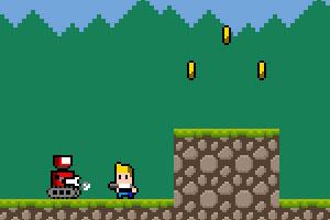 《邪恶机器人》游戏画面1