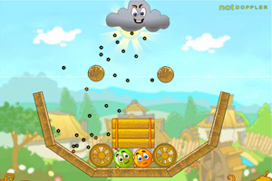 《保护橙子增强版2》游戏画面1