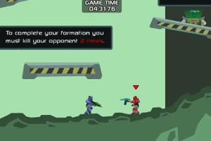 《装甲战士无敌版》游戏画面1