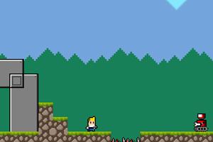 《邪恶机器人-重磅出击》游戏画面1